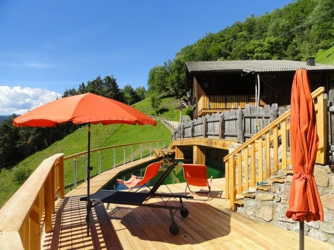 Sommer am Brentwaldhof